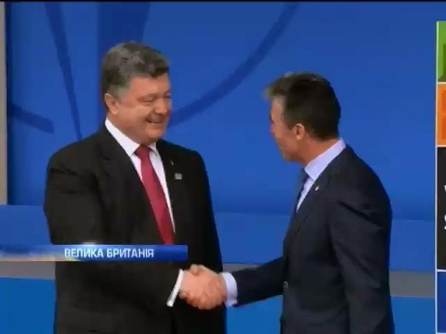 НАТО створят фонди для пiдтримки обороноздатностi Украiни (видео)