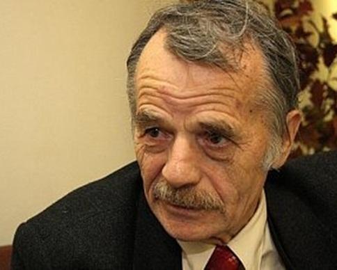 Крымские силовики прислали повестку об аресте Мустафе Джемилеву