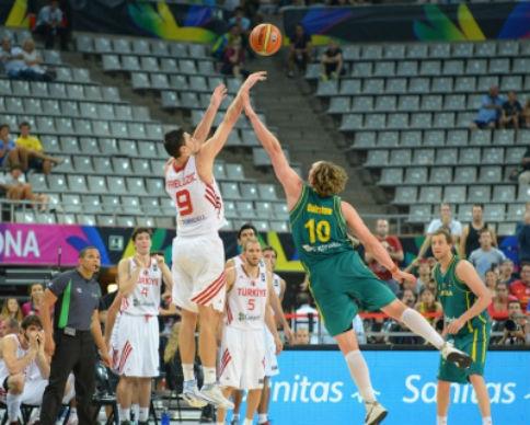 На чемпионате мира по баскетболу определилась восьмерка лучших