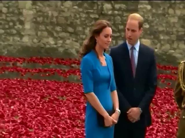 Букмекери приймають ставки на другу дитину принца Вiльяма i Кейт Мiддлтон (видео)