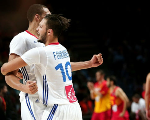 Франция сотворила сенсацию на ЧМ по баскетболу