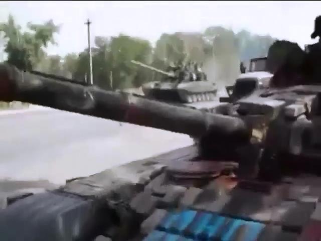 У Луганську терористи привласнюють чуже житло та майно (видео)