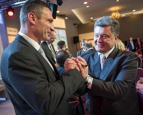 """Виталий Кличко возглавит список """"Блока Порошенко"""" на выборах"""