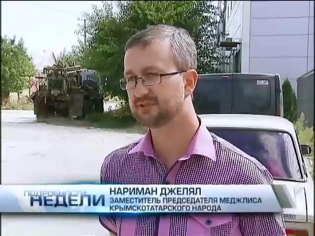 Крымские татары проигнорировали оккупационные выборы (видео) (видео)