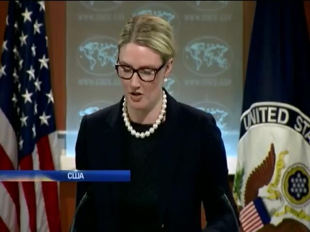 США закликаe Росiю змусити терористiв припинити вогонь (видео)