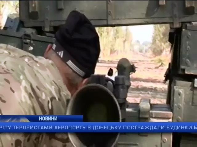 Орловка, Верхня Кринка та Курахово опинилися під вогнем терористів: випуск 13:00