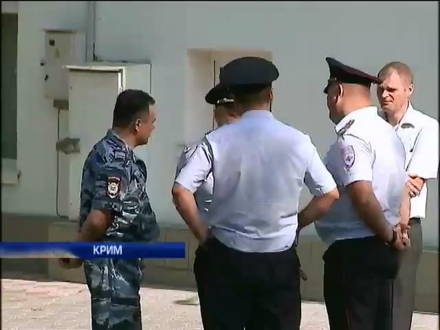 У Криму силовики продовжують вилучати майно кримських татар (видео)