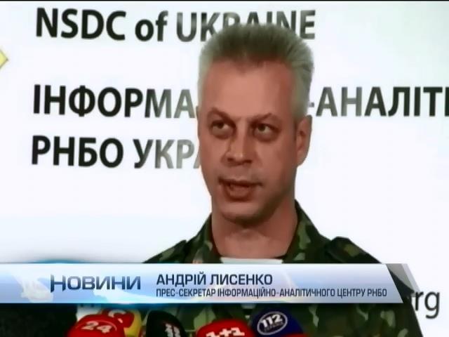 Росіяни розташували більше 4 тисяч бійців на півночі Криму - РНБО