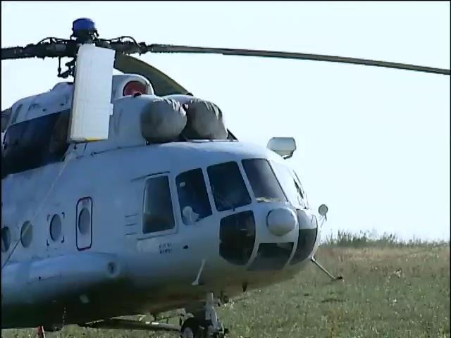 Вертолеты миротворцев модернизируют для войны на Донбассе (видео)