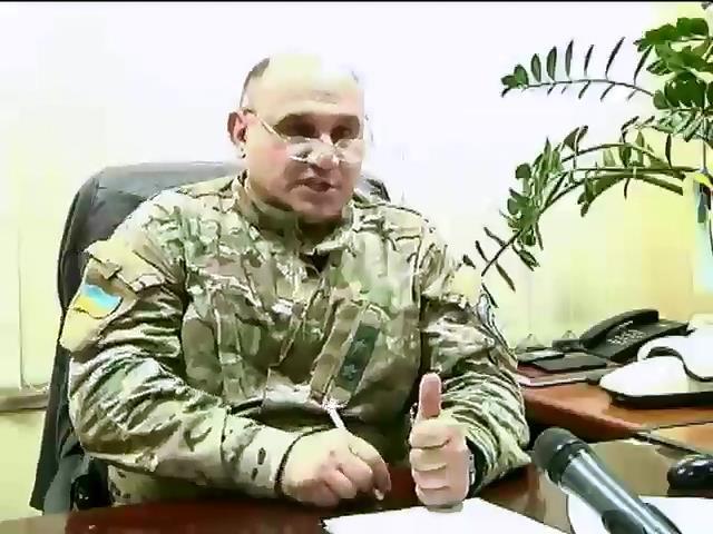 У Луганську просять не поспiшати зi звiльненнями правоохоронцiв (видео)