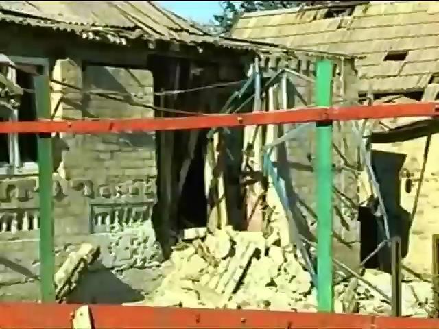 Терористи атакували украiнських вiйськових в районi Станицi Луганськоi та Сeвeродонецька (видео)