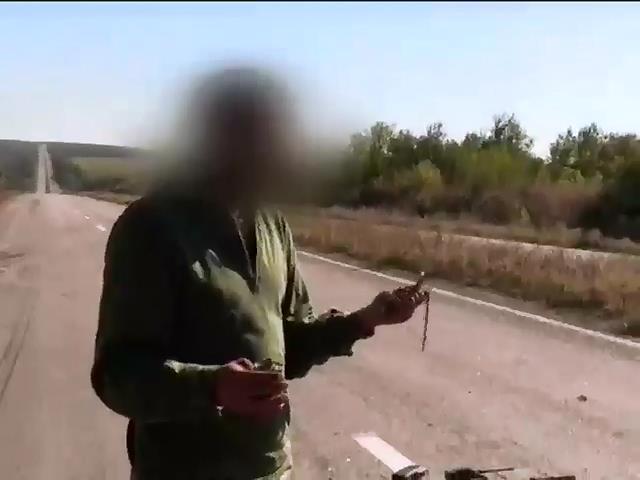 Украинским блокпостам у Ясиноватой противостоят российские снайперы (видео)