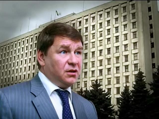 Выборы-2014: ЦИК зарегистрировала Михаила Поживанова, бежавшего от Януковича в Вену (видео) (видео)