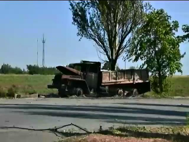 Россия должна начать вывод своих войск с Донбасса (видео)