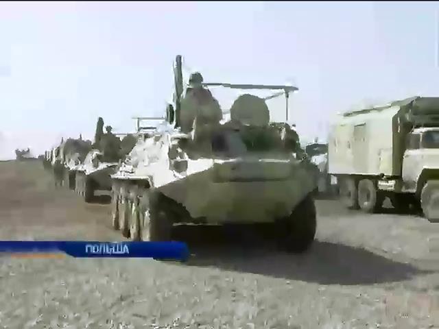 В Польше обсуждали возможность оказания Украине военной помощи (видео)