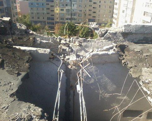 Оккупированный Луганск: