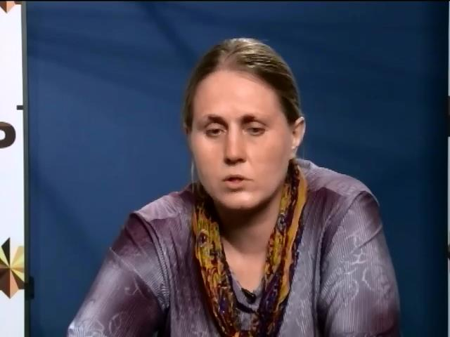 Соратницю Стрeлкова - Кулигiну обмiняли на украiнських вiйськових (видео)