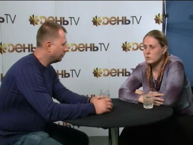 Пособницу террориста Стрелка могли обменять на 17 украинских солдат (видео)