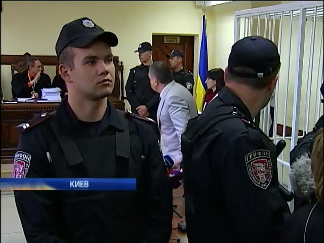Суд в Киеве отпустил на волю беркутовца, подозреваемого в расстреле Майдана (видео)