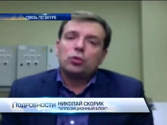 Экс-губернатор Одесщины Николай Скорик назвал ситуацию в Харькове политикой двойных стандартов (видео)