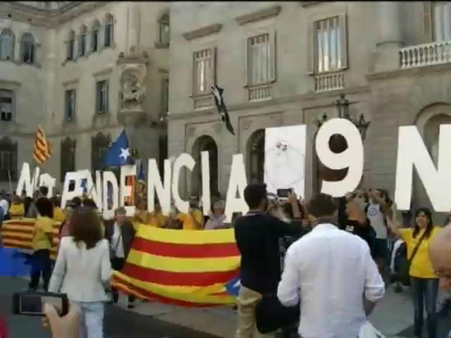 Мадрид вважаe рiшення Каталонii про референдум помилкою (видео)