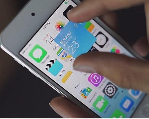 Взломать защиту iOS 8 может даже школьник (видео)