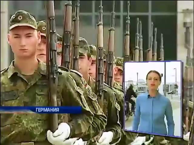 В Германии предлагают создать объединенную армию Европы (видео)