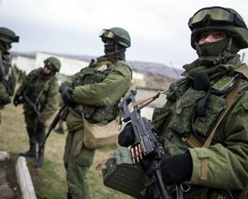 НАТО: Число российских военных в Украине за прошлую неделю не сократилось