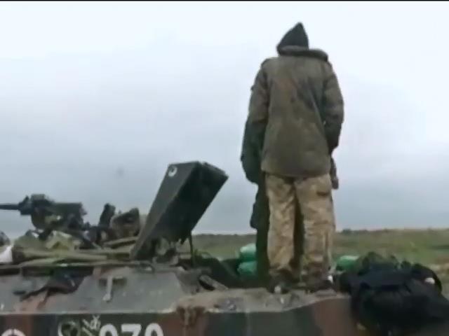 На Донбасi терористи намагаються розширити пiдконтрольнi територii (видео)