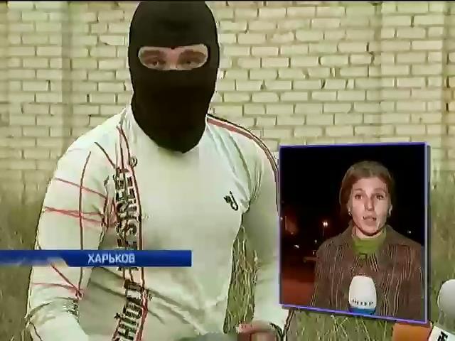 Нос Ленина в Харькове предлагают Кернесу в обмен на танк (видео) (видео)