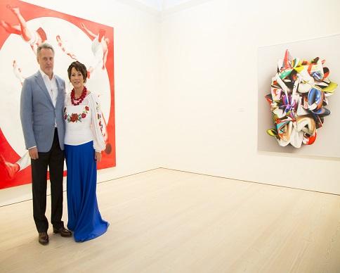 В Лондоне пройдет выставка современного украинского искусства (фото)