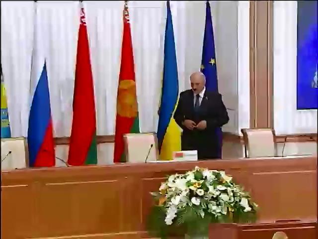 Украiна вiдмовилася вiд миротворчих вiйськ Лукашенка (видео)