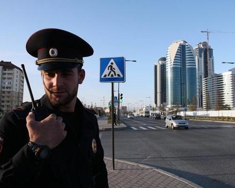 В Грозном погибли четверо полицейских из-за террориста-смертника
