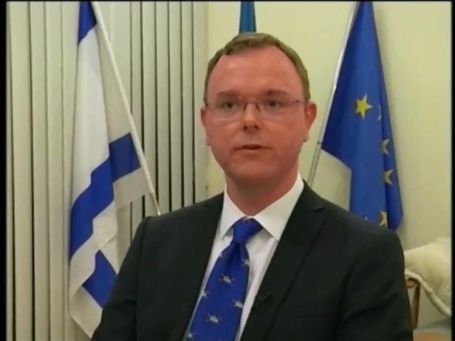 Iзраiль зажадав пояснень вiд посла Швецii щодо намiру визнати Палестину (видео)