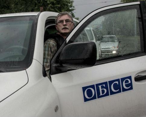 В Украине возрастет количество наблюдателей ОБСЕ до 300 человек