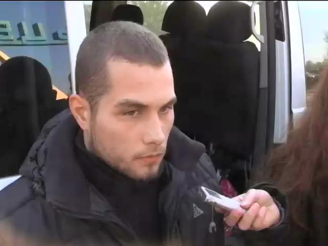 Жителя Горловки держали в плену из-за шутки про принадлежность к Нацгвардии (видео) (видео)