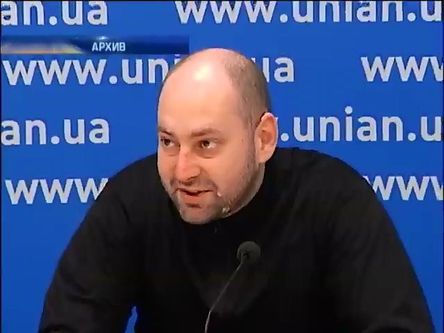 """Выборы 2014: регистрация №1 """"Правого сектора"""" и обыски в Днепропетровске (видео)"""