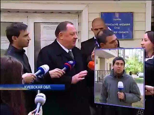 Экс-ректор Мельник выругался в адрес протестующих (видео)
