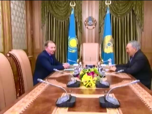 Казахстан направит гуманитарную помощь в Украину (видео)