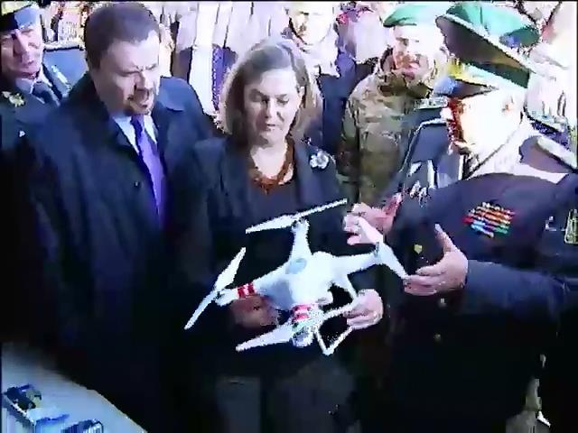 США готовы отправить на Донбасс 70 наблюдателей ОБСЕ (видео)