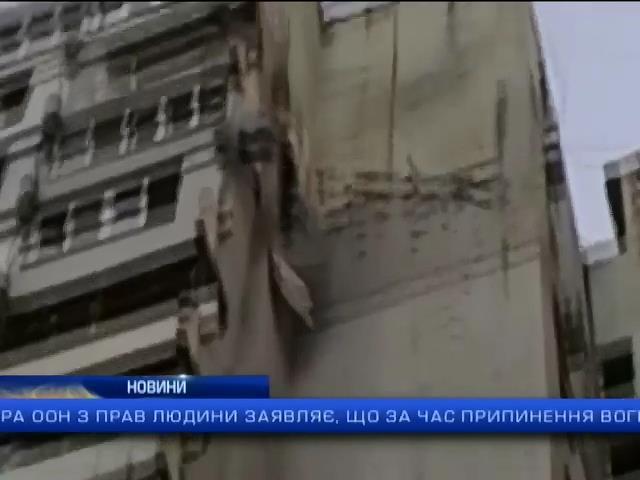 Внаслiдок обстрiлу терористами у Донецьку загинули 8 мешканцiв: випуск 22:00 (видео)