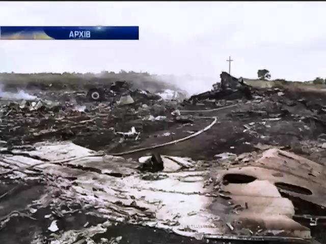 Пасажири збитого над Донеччиною Боiнга-777 загинули не одразу (видео)