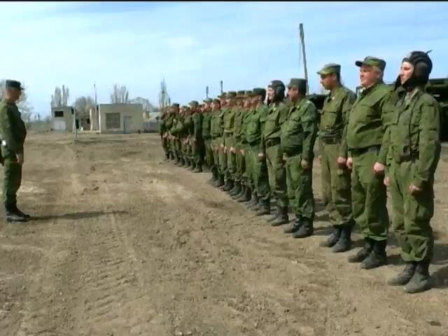 Росiя вiдводить 17 тисяч солдат вiд кородону з Украiною (видео)
