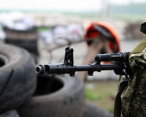 В Широком террористы намеренно расстреляли скорую: перехваченные переговоры (видео) (видео)