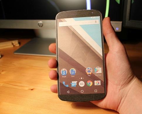 Google ������� �������� Nexus 6 (����, �����)