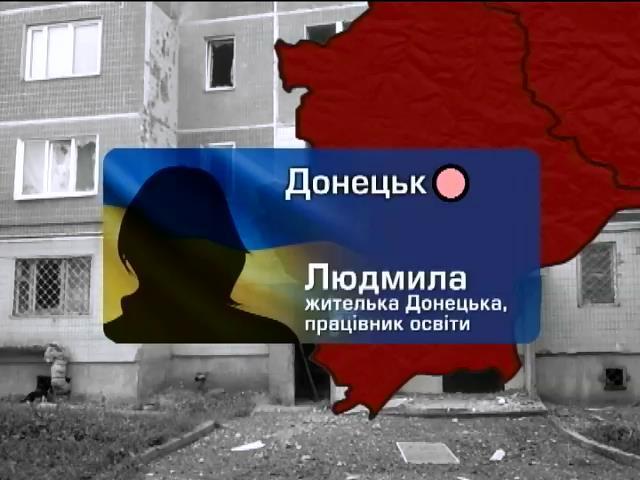 В Алчевську владу захопив батальйон найманцiв з Росii (видео)