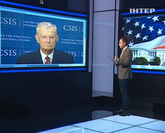 Збигнев Бжезинский считает переговоры Порошенко и Путина ключом к миру (видео) (видео)