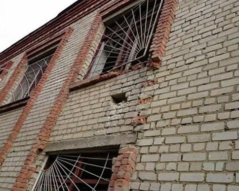 Военную часть в Харькове обстреляли из гранатомета