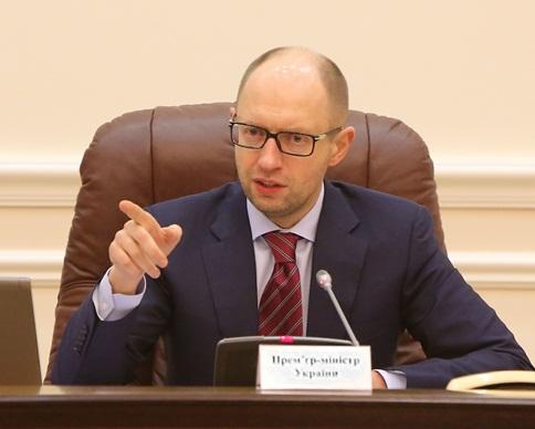 Арсений Яценюк: У Путина задача заморозить Украину