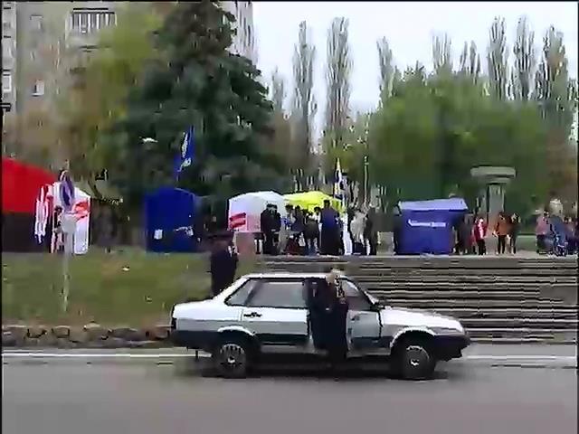 В Вышгороде зарегистрировано рекордное количество кандидатов в депутаты (видео)